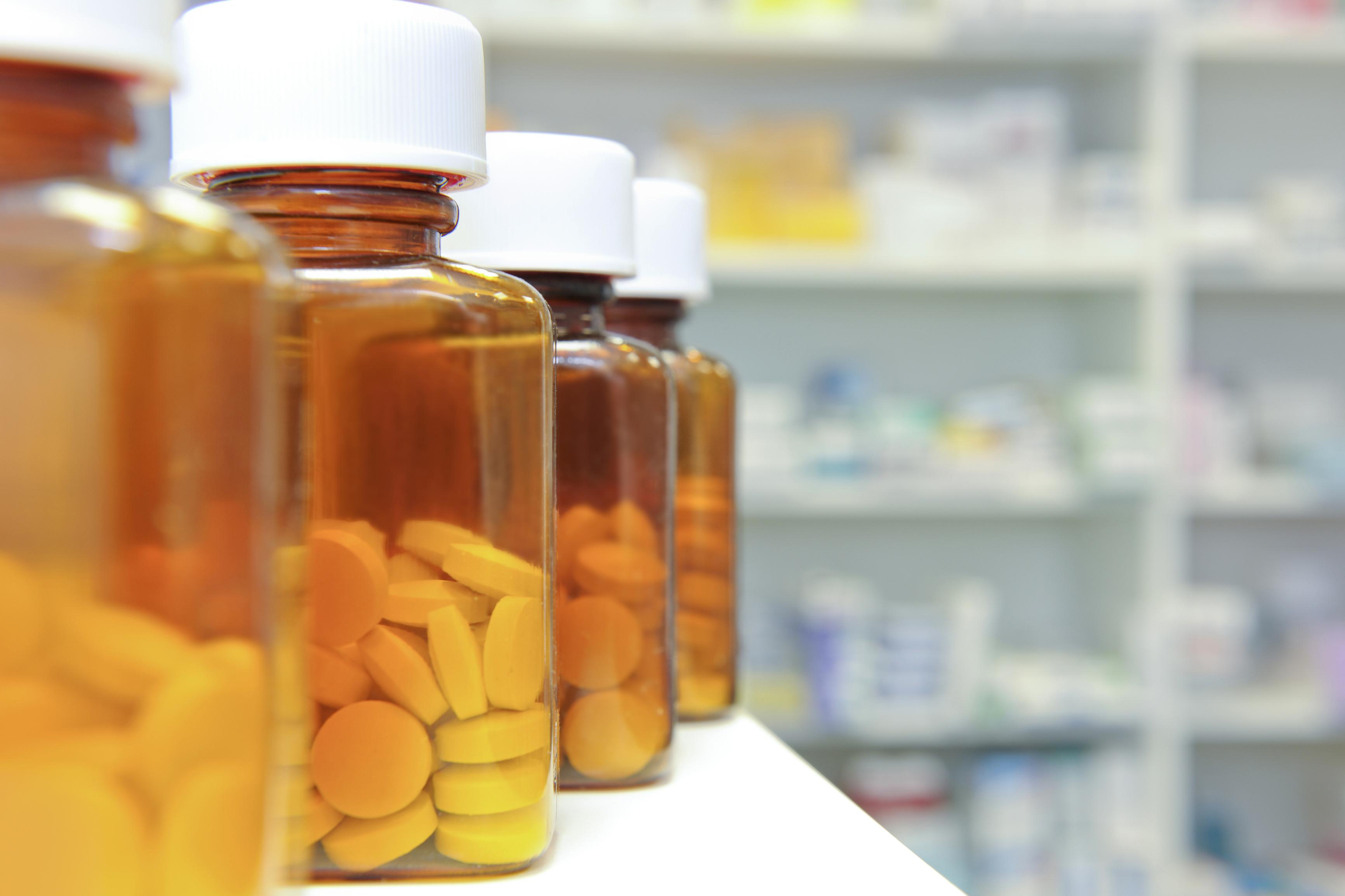 pill bottles 2