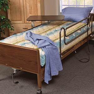web hospital bed